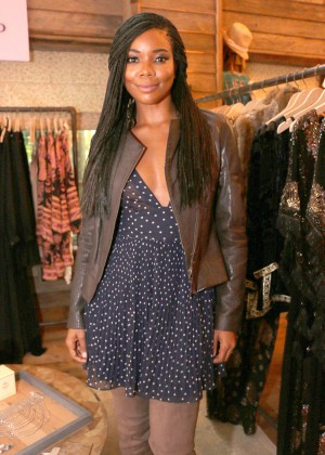 Gabrielle Union: Shopping at the Calypso St Barths Pop Up -12
