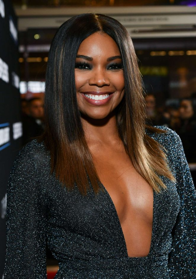 Gabrielle Union - 'Sleepless' Premiere in Los Angeles