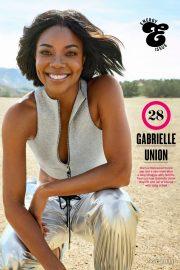 Gabrielle Union - Women's Health UK Magazine (May 2019)