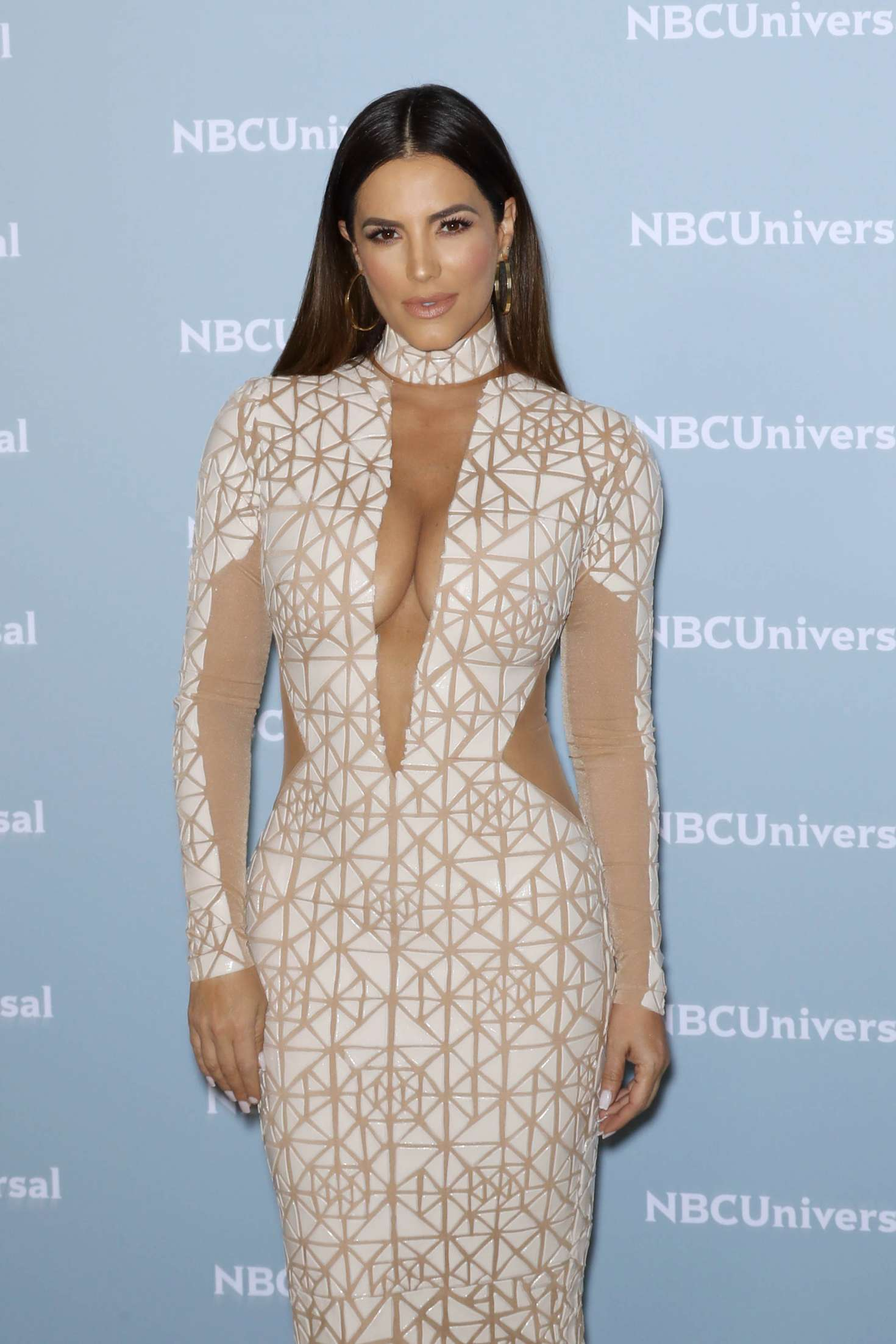 Gaby Espino - 2018 NBCUniversal Upfront Presentation in NYC