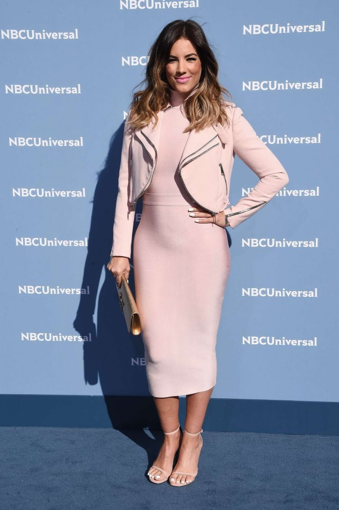 Gaby Espino - NBCUniversal Upfront Presentation 2016 in New York City