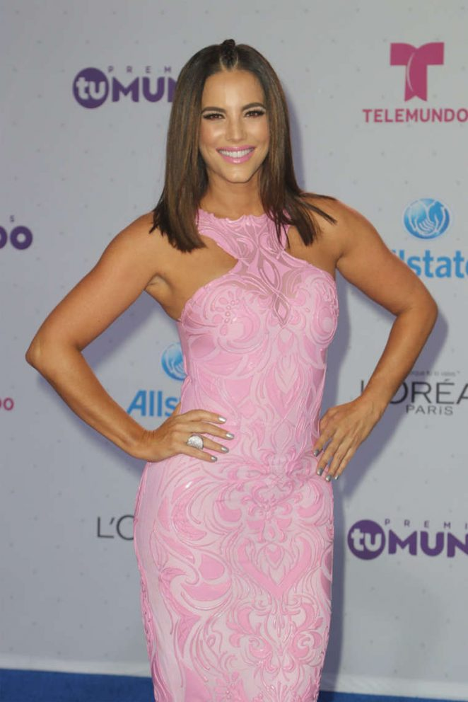 Gaby Espino - Telemundo's Premios Tu Mundo 'Your World' Awards in Miami