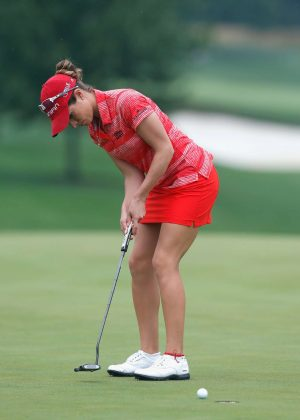 Gaby Lopez - U.S. Women's Open Championship in New Jersey