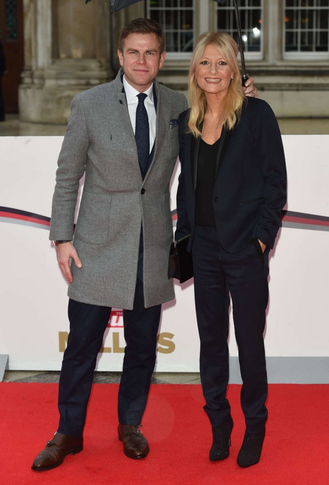 Gaby Roslin: A Night of Heroes The Sun Military Awards 2016 -02