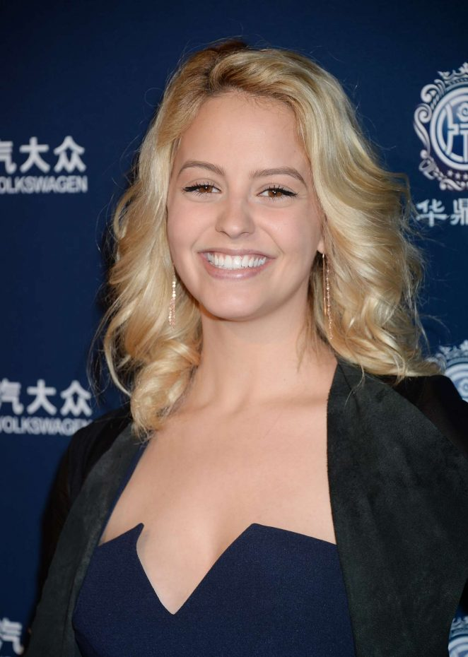 Gage Golightly – 21st Annual Huading Global Film Awards in Los Angeles