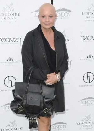 Gail Porter - An Evening with Deborah Mitchell in London