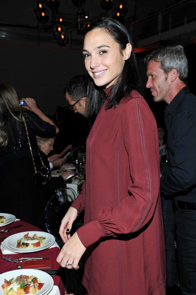 Gal Gadot - 2017 GO Campaign Gala in Los Angeles