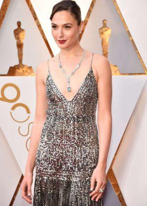 Gal Gadot - 2018 Academy Awards in Los Angeles