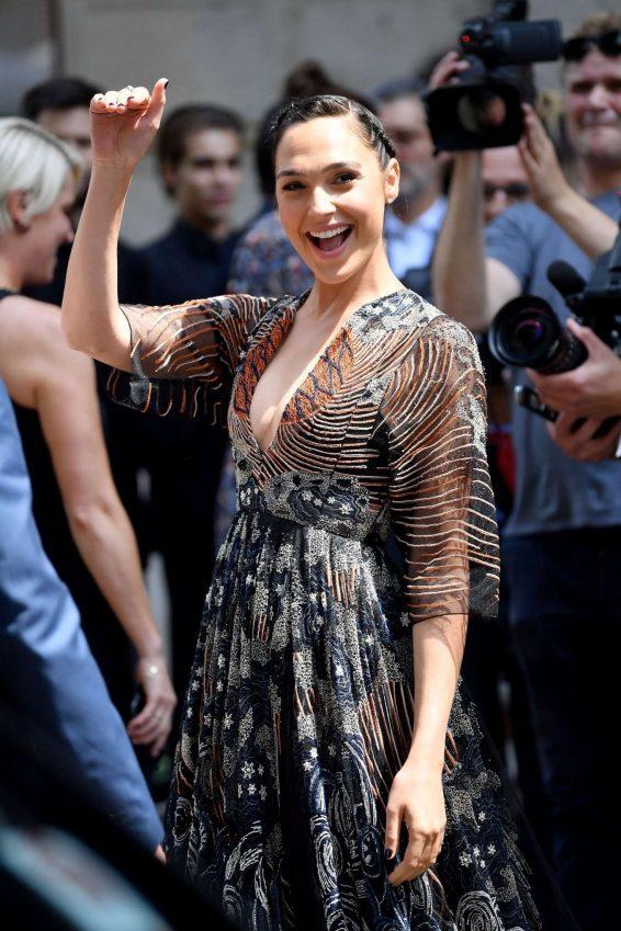 Gal Gadot – 2019 Paris Fashion Week – Christian Dior Haute Couture FW 19-20-02