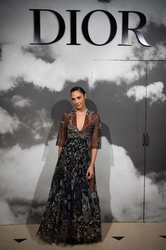 Gal Gadot – 2019 Paris Fashion Week – Christian Dior Haute Couture FW 19-20-04