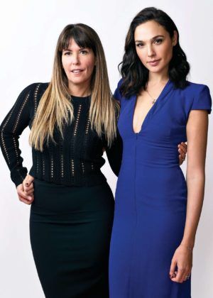 Gal Gadot and Patty Jenkins - Deadline Women in Hollywood (December 2017)