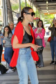 Gal Gadot - Arriving at The Carlyle Hotel in NYC