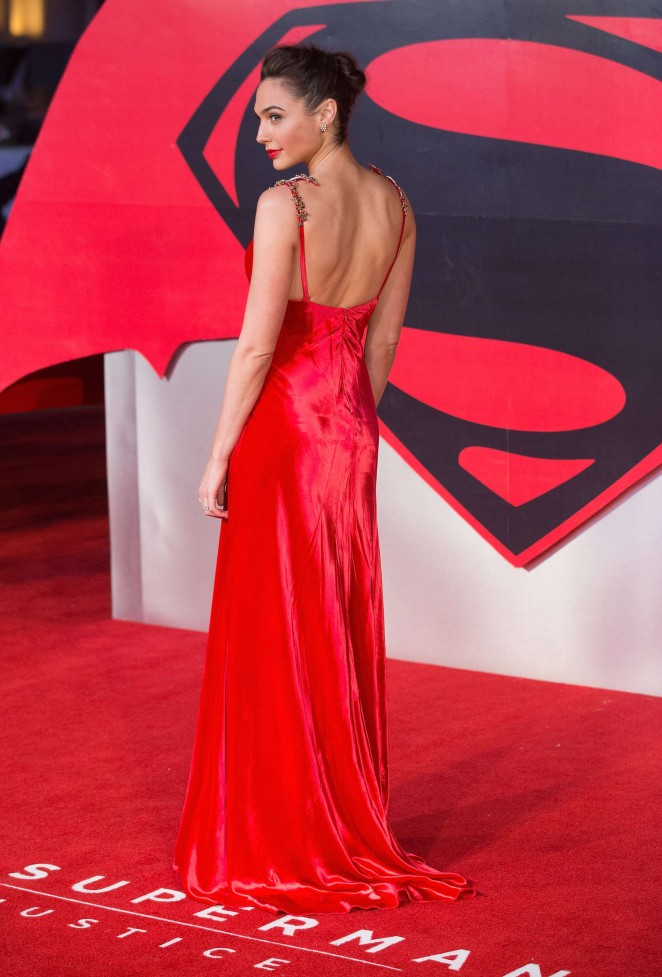 Gal Gadot: Batman V Superman Dawn Of Justice Premiere -14