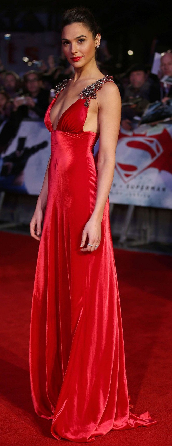 Gal Gadot: Batman V Superman Dawn Of Justice Premiere -15