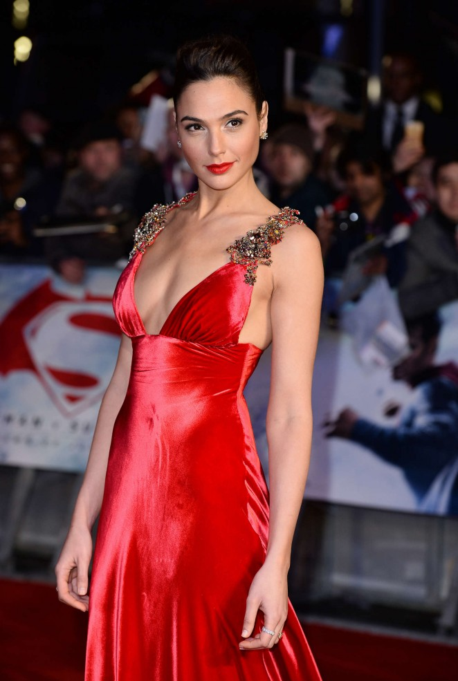 Gal Gadot: Batman V Superman Dawn Of Justice Premiere -18