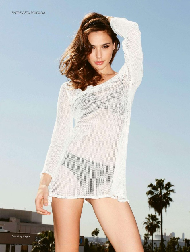 Gal Gadot - Buena Vida Magazine (May 2016)