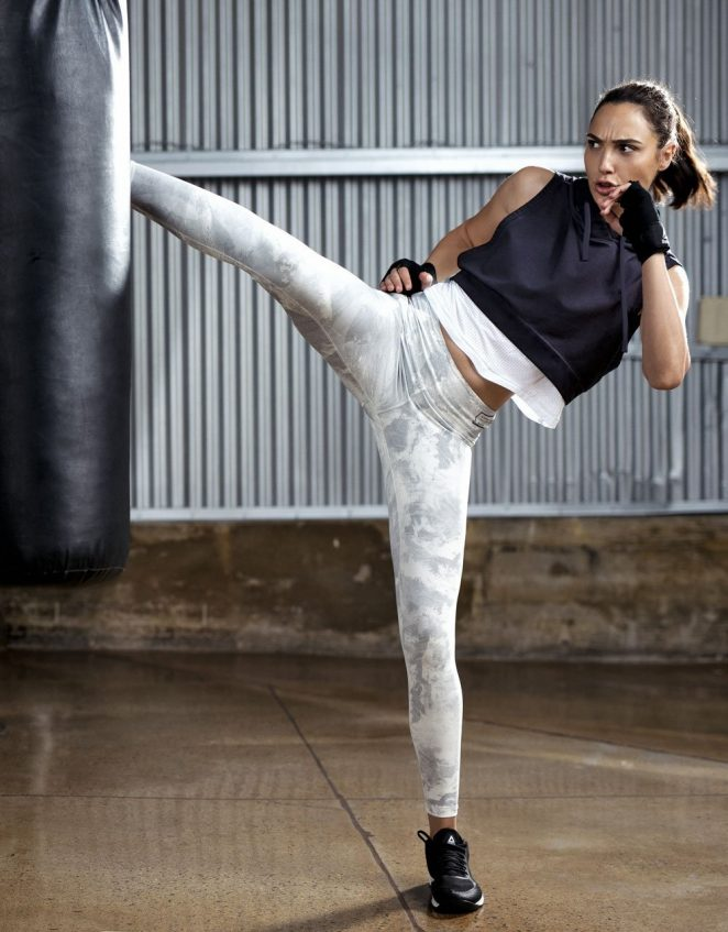 Gal Gadot - Collier Schorr Photoshoot for Reebok 2018