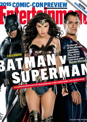 Gal Gadot - Entertainment Weekly Magazine (July 2015)