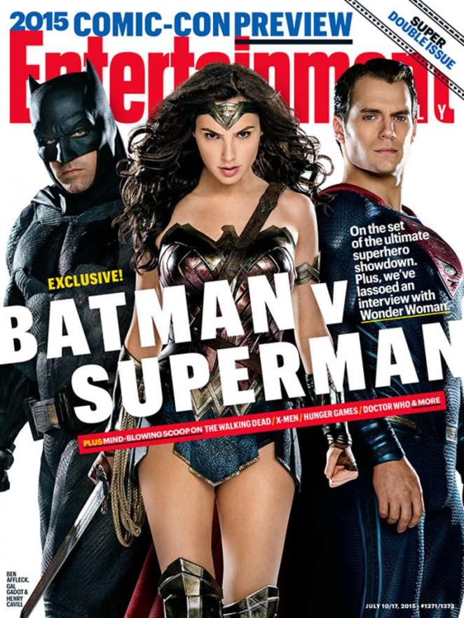 Gal Gadot – Entertainment Weekly (July 2015)