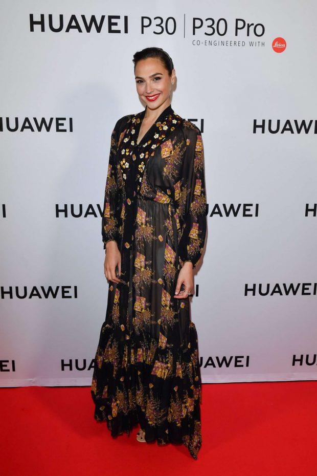 Gal Gadot: Huawei P30 Series Launch Event -02