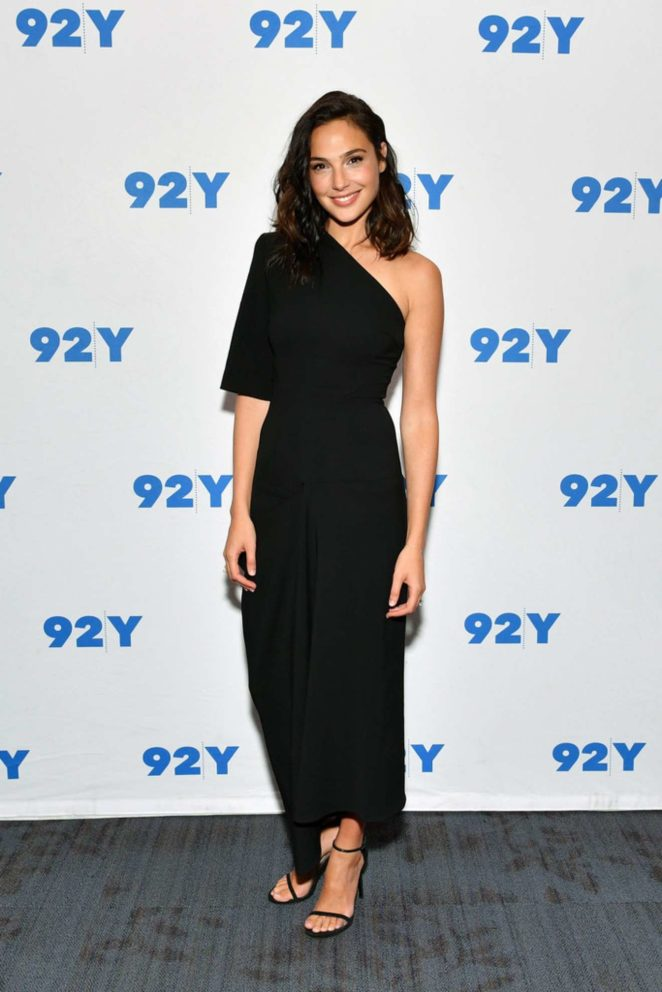 Gal Gadot: In Conversation series at the 92nd Street Y in NYC-02