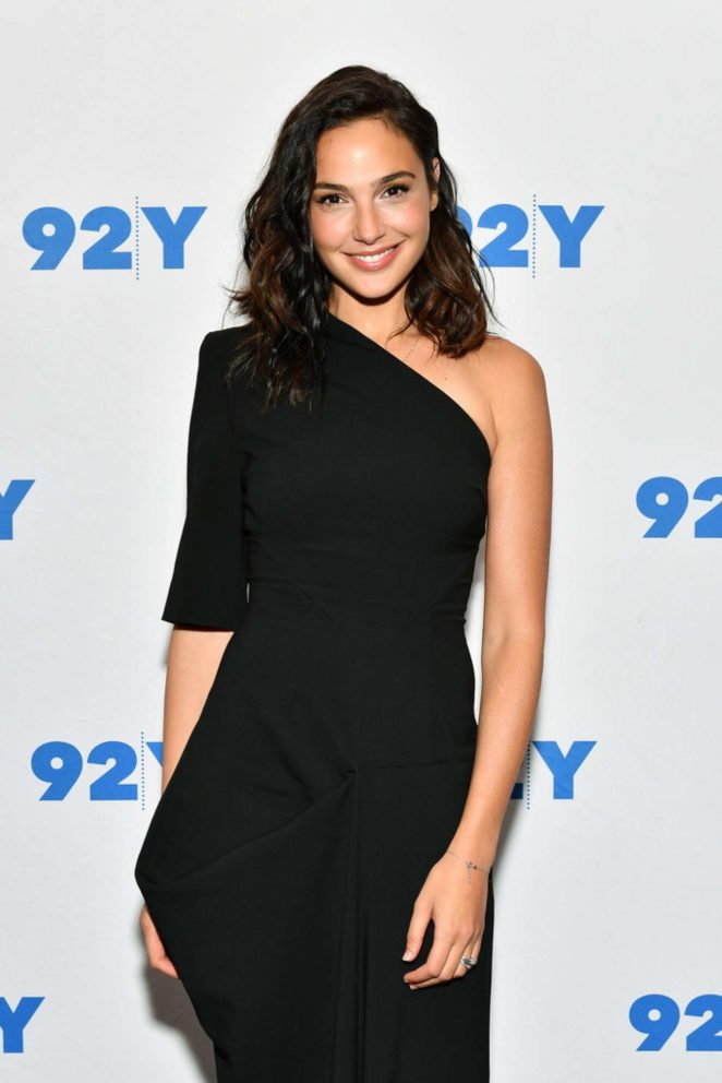 Gal Gadot: In Conversation series at the 92nd Street Y in NYC-03