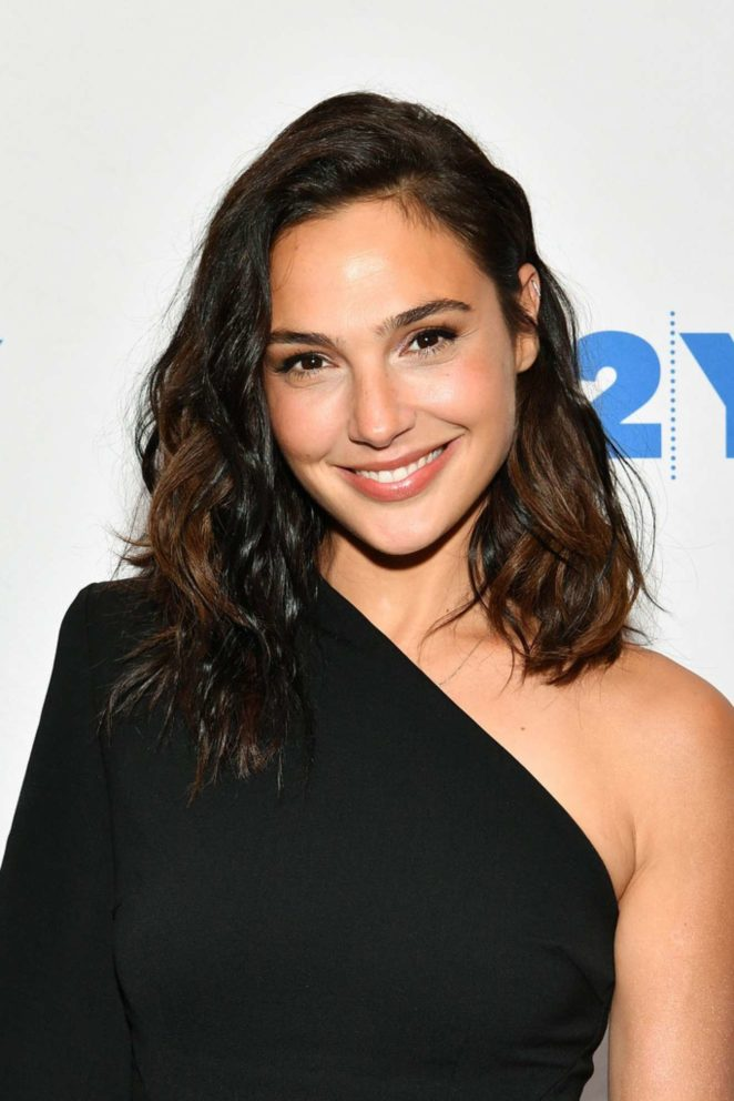 Gal Gadot - In Conversation series at the 92nd Street Y in NYC