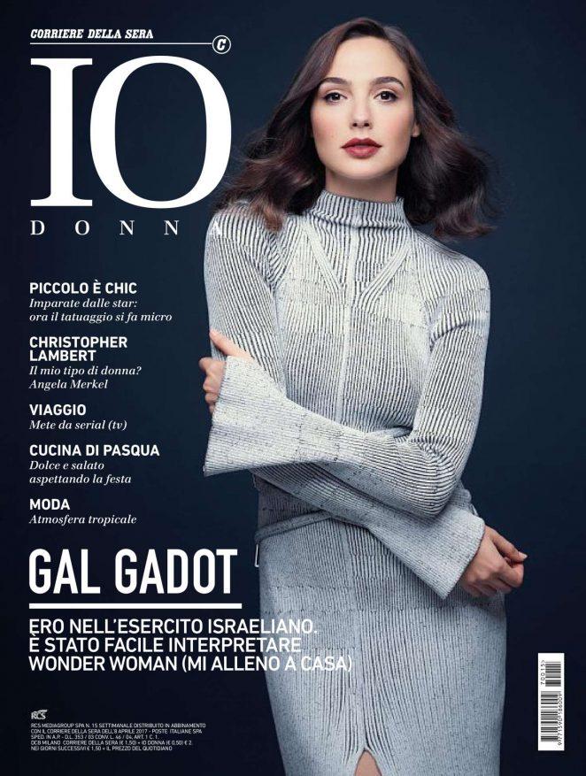 Gal Gadot – Io Donna del Corriere della Sera (April 2017)