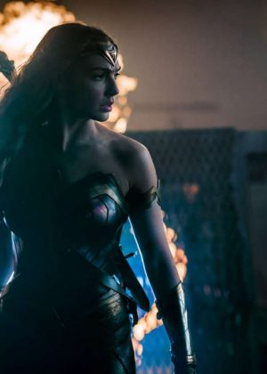 Gal Gadot - Justice League 2017 Promotional Photos