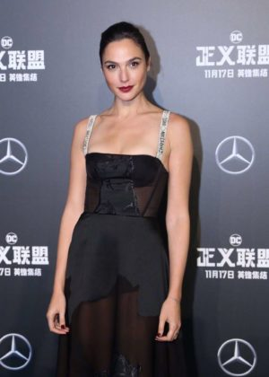 Gal Gadot - 'Justice League' Premiere in Beijing
