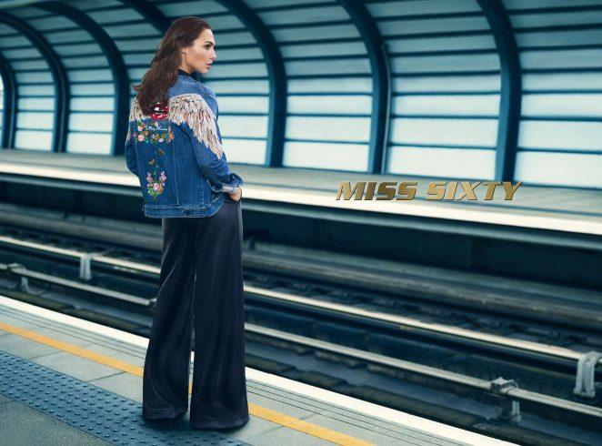 Gal Gadot - Miss Sixty Fall/Winter 2016 Campaign