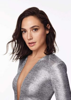 Gal Gadot - Photoshoot for Revlon 'Live Boldly' Campaign 2018