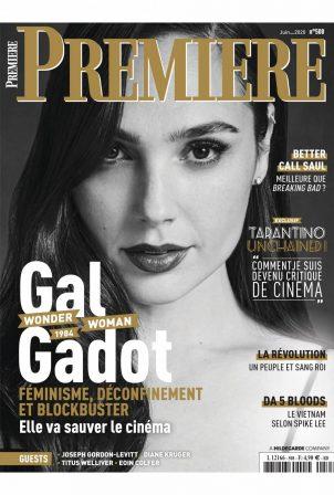 Gal Gadot - Premiere France Magazine (June 2020)