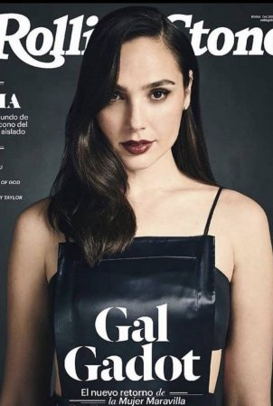 Gal Gadot - Rolling Stone Magazine (Colombia - October 2020 issue)