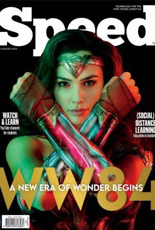 Gal Gadot - Speed Magazine (Philippines - July - August 2020)