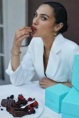 Gal Gadot - Tiffany and Co 2020