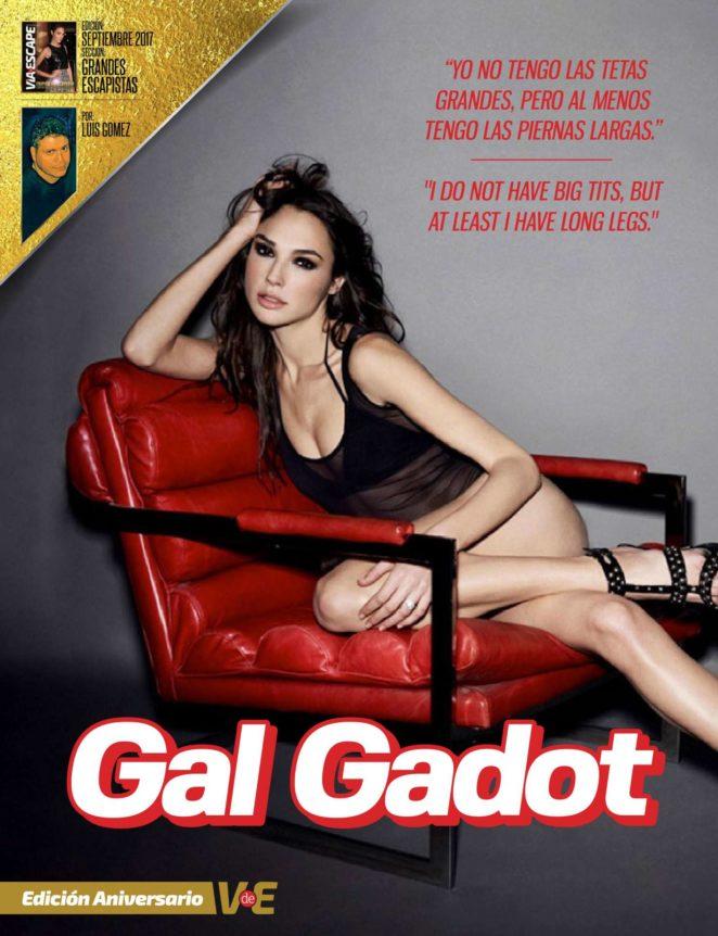 Gal Gadot – Via de Escape Magazine (September 2017)