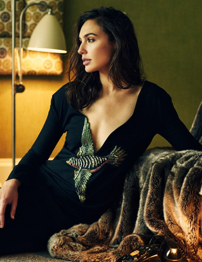 Gal Gadot - Vogue Russia Magazine (September 2015)