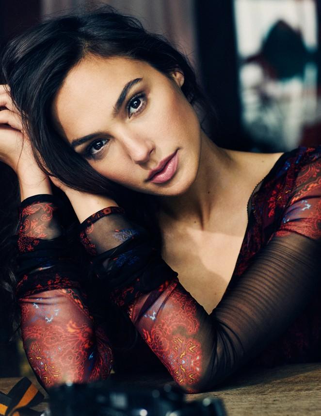 Gal Gadot: Vogue Russia 2015 -03