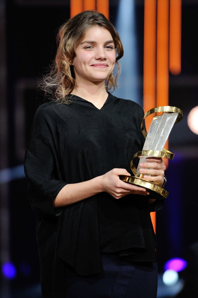 Galatea Bellugi - 2015 Marrakech International Film Festival Closing Ceremony in Marrakech