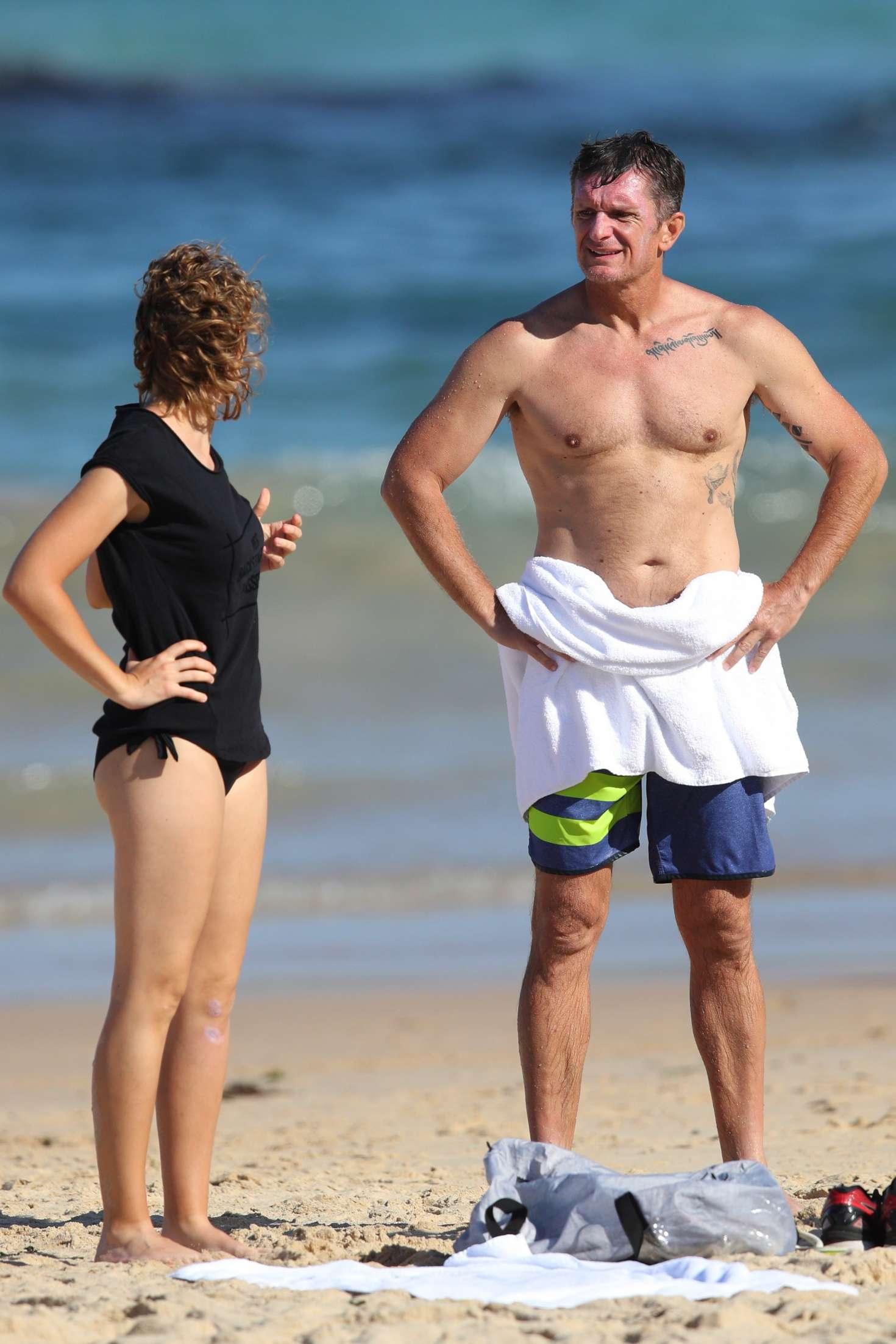 Garbine Muguruza At Bondi Beach 11 Gotceleb