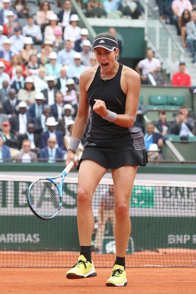 Garbine Muguruza – French Open Tennis Tournament 2018 in Paris