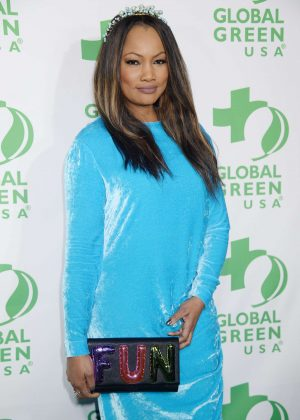 Garcelle Beauvais - 14th Annual Global Green Pre-Oscar Party in Los Angeles