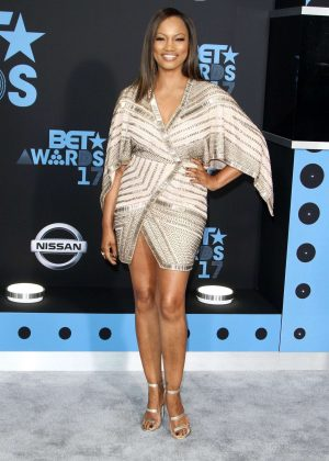 Garcelle Beauvais - 2017 BET Awards in Los Angeles