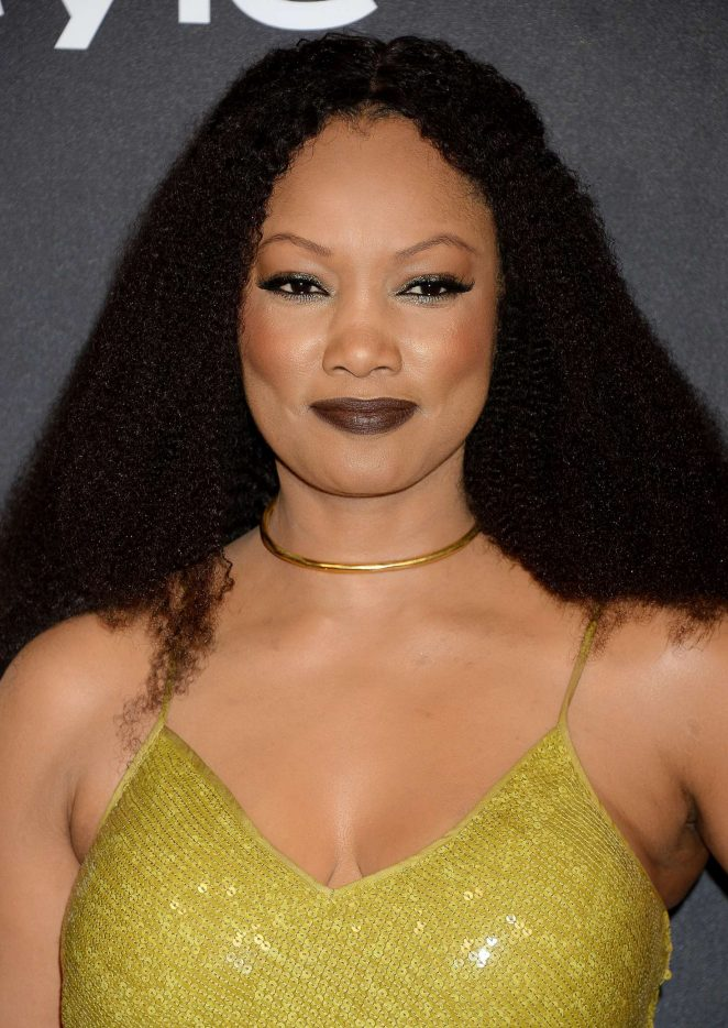 Garcelle Beauvais - 2017 InStyle and Warner Bros Golden Globes After Party in LA