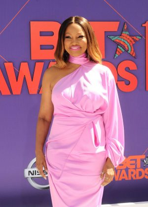 Garcelle Beauvais - 2018 BET Awards in Los Angeles