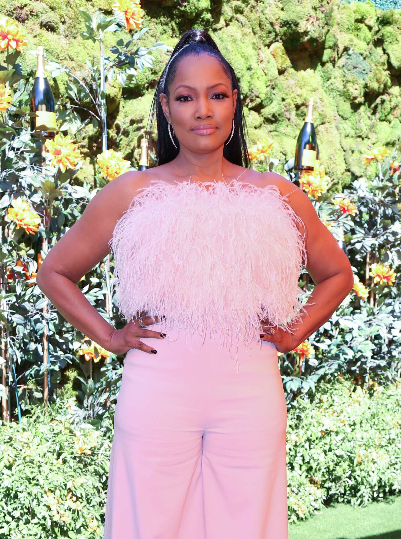 Garcelle Beauvais - 2019 Veuve Clicquot Polo Classic in Los Angeles