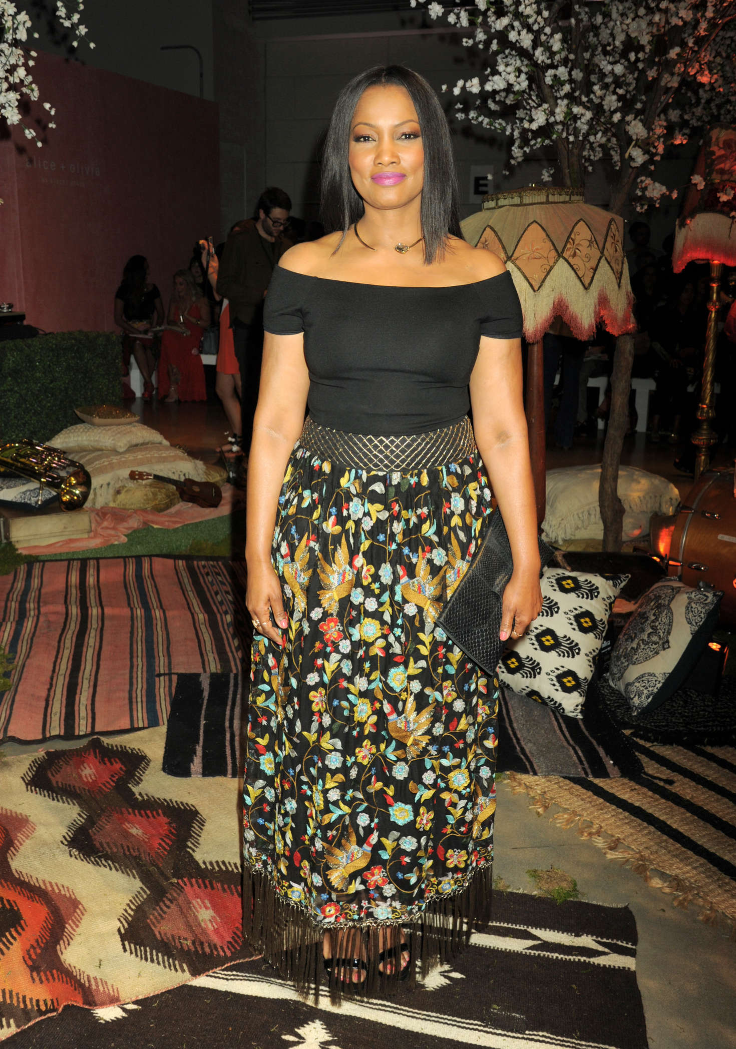 Garcelle Beauvais - Alice + Olivia Fashion Show 2016 in Los Angeles