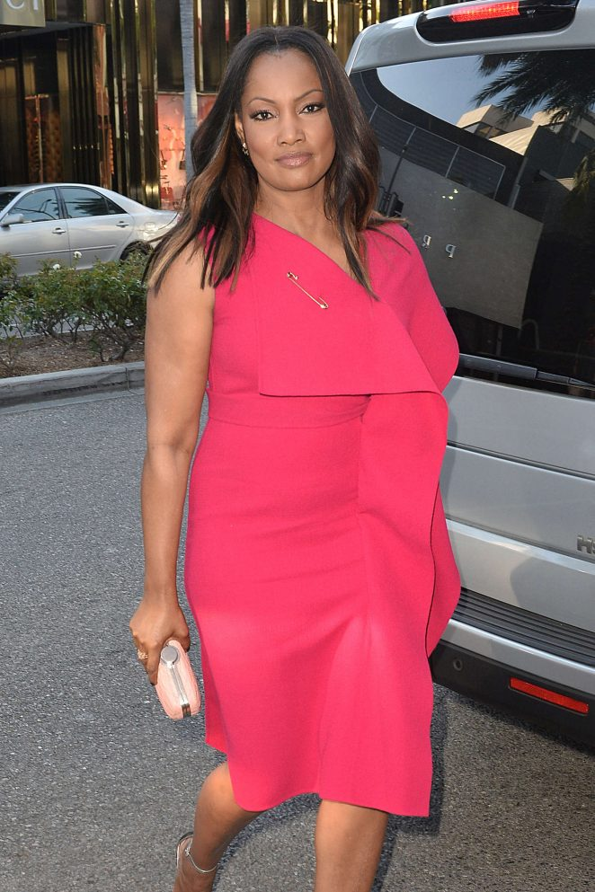 Garcelle Beauvais - Bally Rodeo Drive Store Opening in Beverly Hills