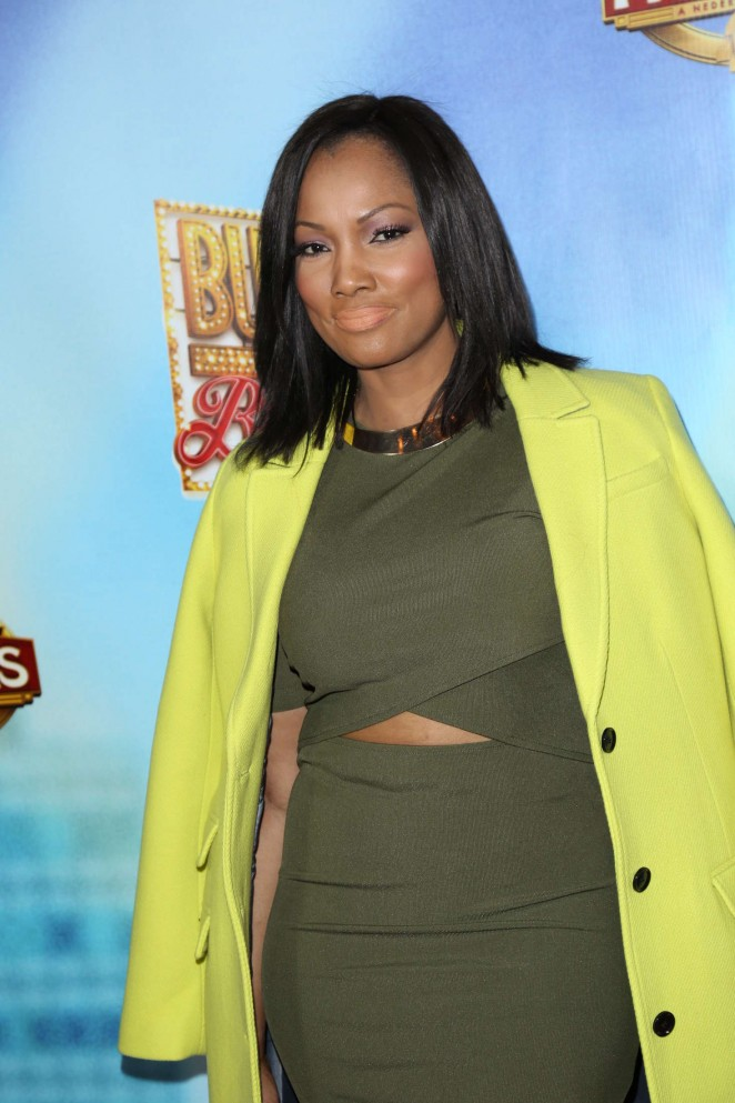Garcelle Beauvais - 'Bullets Over Broadway' Premiere in LA
